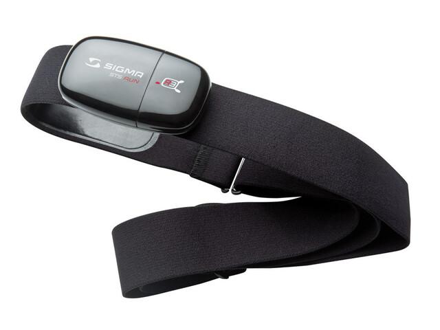 SIGMA SPORT R3 Comfortex+ Textil-Brustgurt mit Sigma R3 Sender schwarz